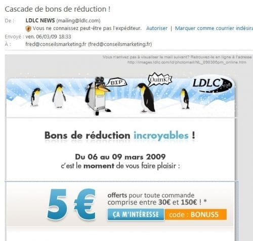 emailing-promotionnel