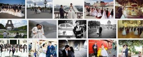 mariage chinois paris