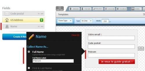 personnalisation emailings