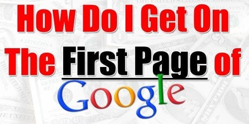 First-Page-of-Google