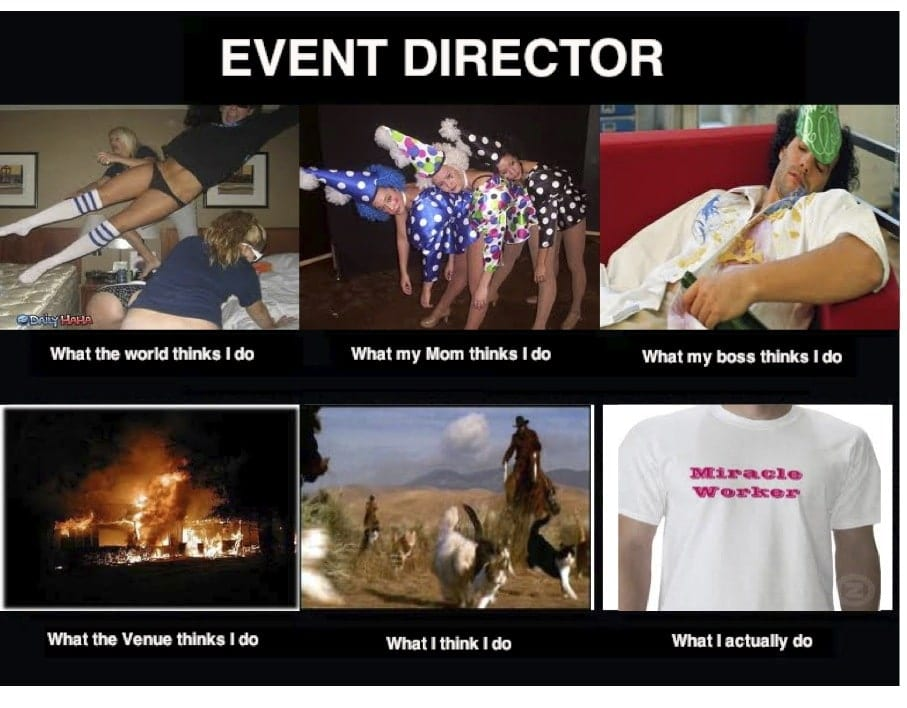 EVENT DIRECTOR
