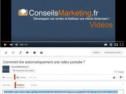 auto play video youtube