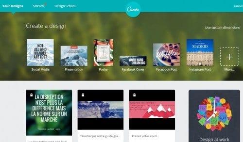 Comment créer une bannière pour votre profil LinkedIn avec Canva ? 2