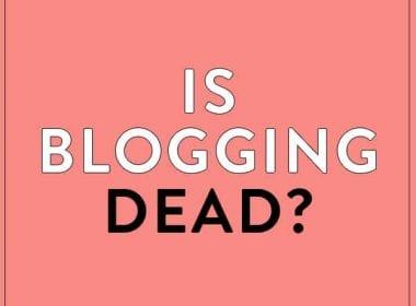 Les Blogs sont morts ? Je vous explique pourquoi ce sont des INCAPABLES qui disent cela! 20