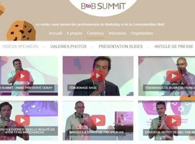Social Selling, Big Data, Content Marketing... Le meilleur du B2B Summit ! 6