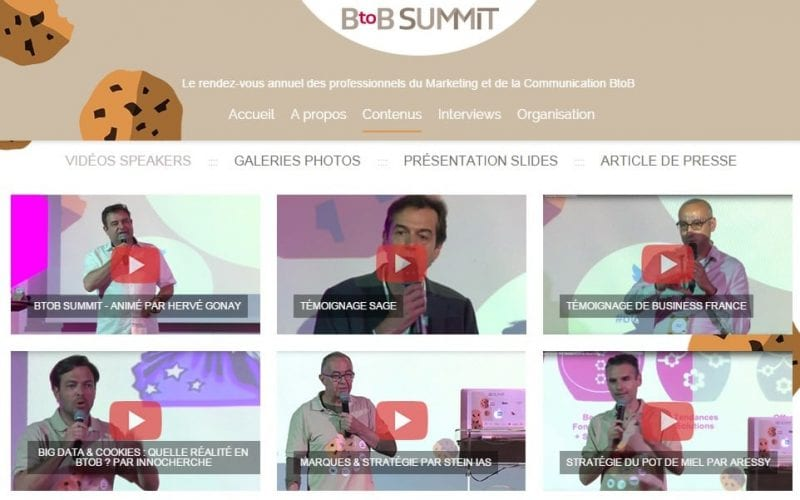 Social Selling, Big Data, Content Marketing... Le meilleur du B2B Summit ! 5