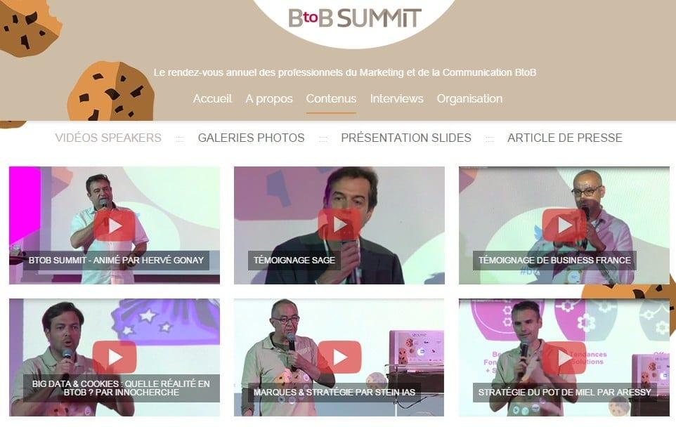 Social Selling, Big Data, Content Marketing... Le meilleur du B2B Summit ! 1