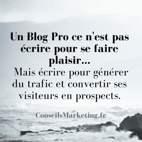 Définition du Blog (blogging) - Qu'est ce qu'un Blog ? 5