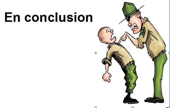 conclusion stratégie commerciale