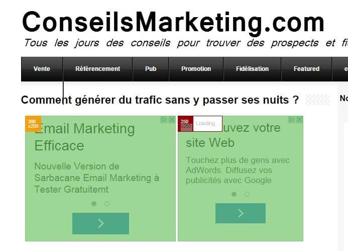 Comment supprimer les publicités Adsense indésirables sur son site, son blog... ? 6