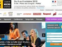 RDV du 6 au 8 Octobre au Salon des Micro Entreprises à Paris ! 6