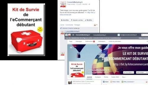 changer sa cover facebook et profil