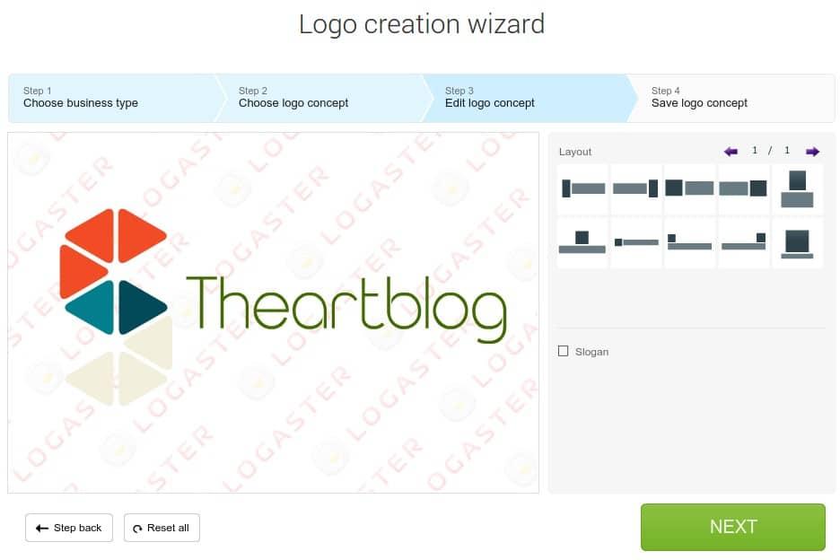 choix de couleurs pour un logo pro