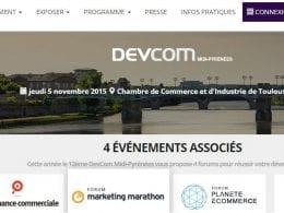 Assistez à une dizaine de conférences marketing gratuites au DevCom de Toulouse - 5 Novembre 2015 9