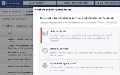 facebook ads suite