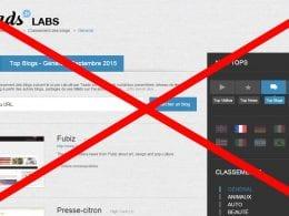 Il n'y a plus de classement officiel des Blogs : le Top Blogs Teads est mort ! 7