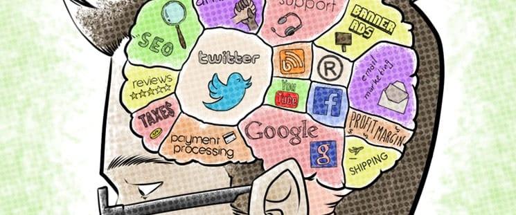 Inside_an_Ecommerce_Entrepreneurs_Brain_Cartoon_Illustration-banner