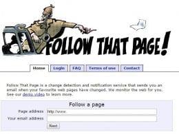 Comment être alerté d'un changement sur une Page Web ? 6