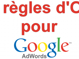 Marketing Minute : 7 règles d'or pour optimiser vos campagnes de Google Adwords 11