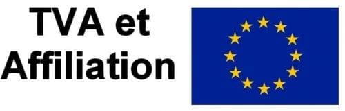 tva et affiliation europe