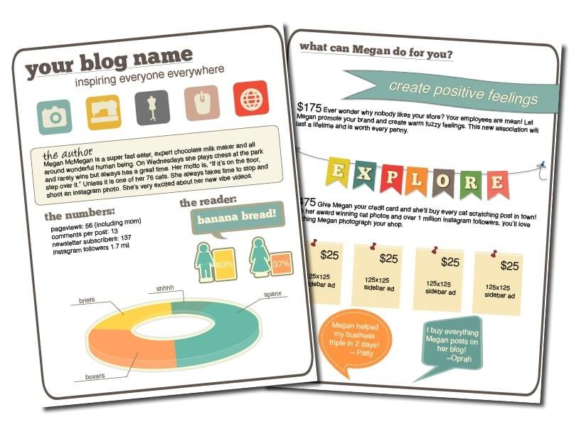 Le Media Kit, l'outil indispensable pour vendre de la publicité ! 1