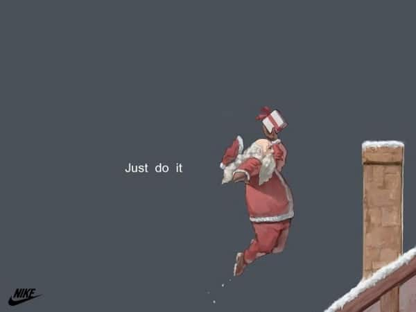 Les 120 publicités sur Noël plus belles et les plus créatives ! 1