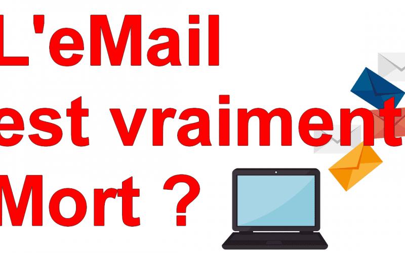 Stratégie e-mail marketing : l'email n'est pas mort... il faut juste mieux s'en servir ! 4
