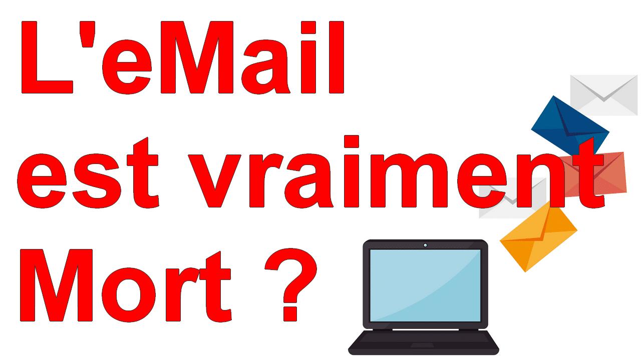 Stratégie e-mail marketing : l'email n'est pas mort... il faut juste mieux s'en servir ! 3