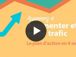 """Découvrez ma formation """"Trafic Commando - Augmenter et gérer votre trafic - 1000 prospects en 1 mois"""" 6"""