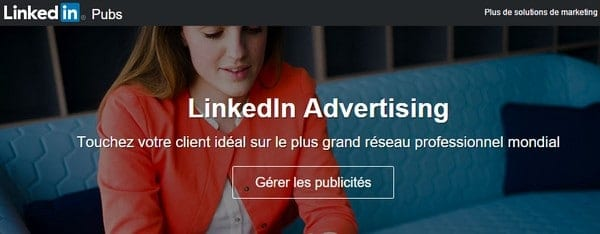 Linkedin Ads, la publicité ciblée pour le B2B - Mini formation Linkedin Ads 1