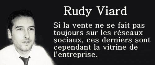 rudy viard social crm