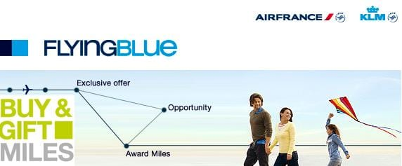 Flying-Blue-Miles