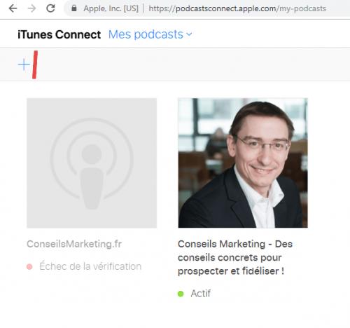 Comment référencer son Podcast sur iTunes ? 9