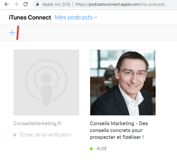 Comment référencer son Podcast sur iTunes ? 6