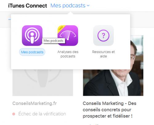 Comment référencer son Podcast sur iTunes ? 8