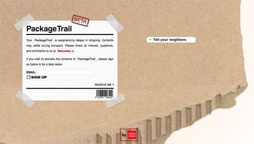 packagetrail