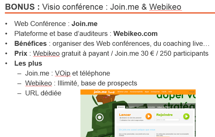 visio conférence