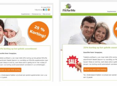 La segmentation, une des clés pour améliorer la conversion de ses eMailings ! 8