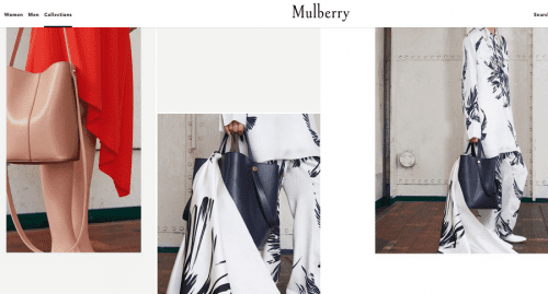 mulberry wechat