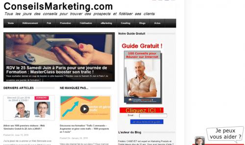 chat site web