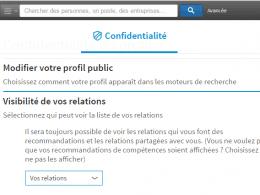 Comment connaitre le nombre exact de contacts d'un profil Linkedin ? 16