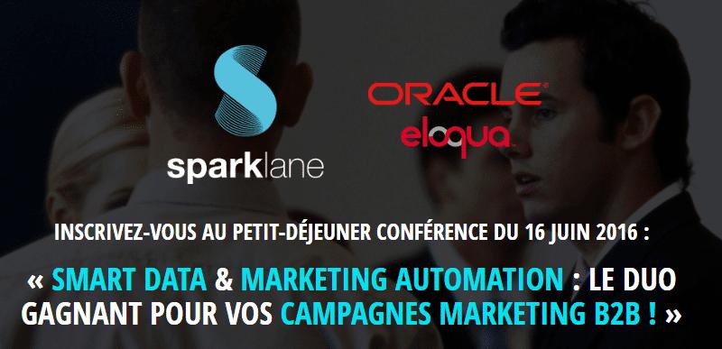 Découvrez le duo gagnant Smart Data & Marketing Automation pour optimiser vos Campagnes de Marketing Automation en B2B ! 4
