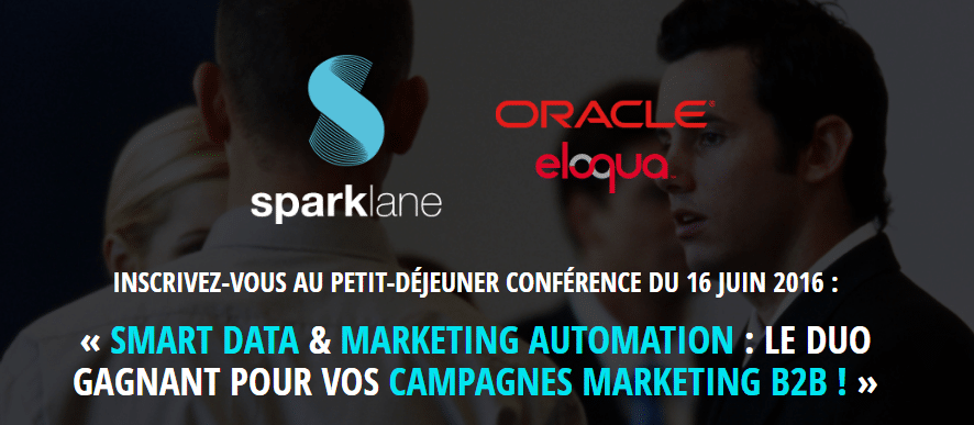 Découvrez le duo gagnant Smart Data & Marketing Automation pour optimiser vos Campagnes de Marketing Automation en B2B ! 1