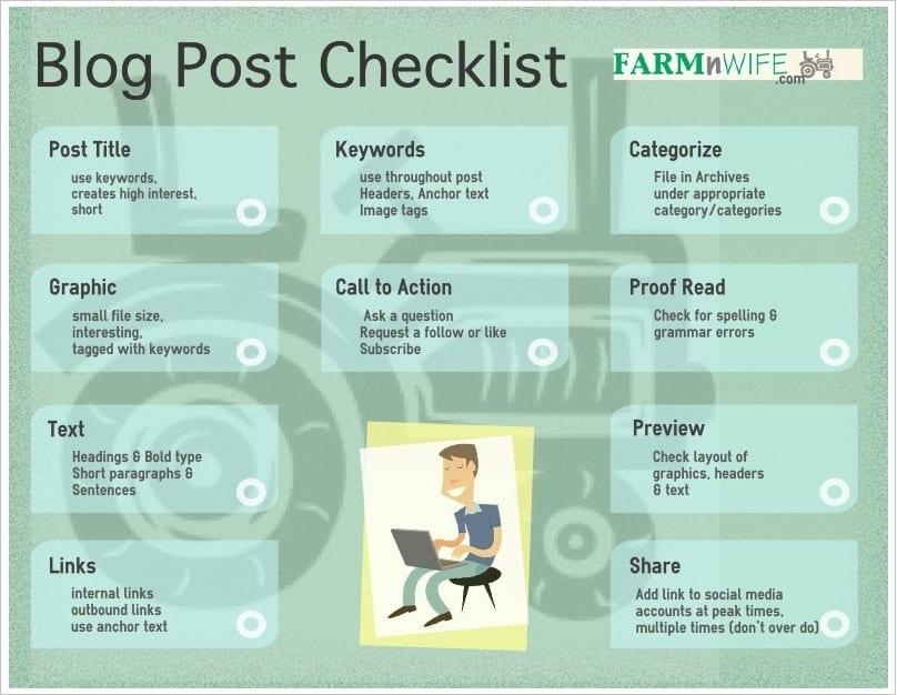 post-checklist