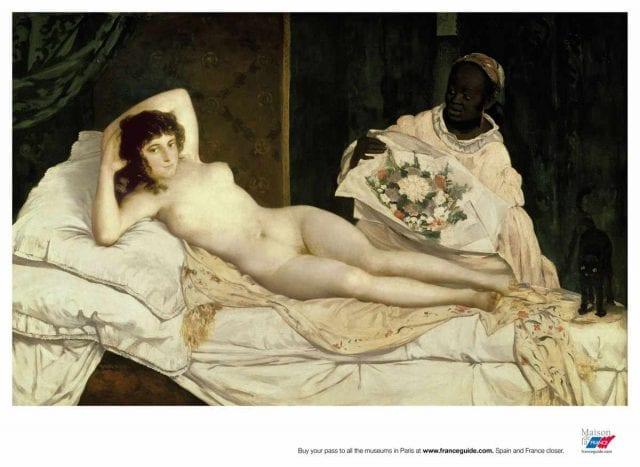 Goya-Manet