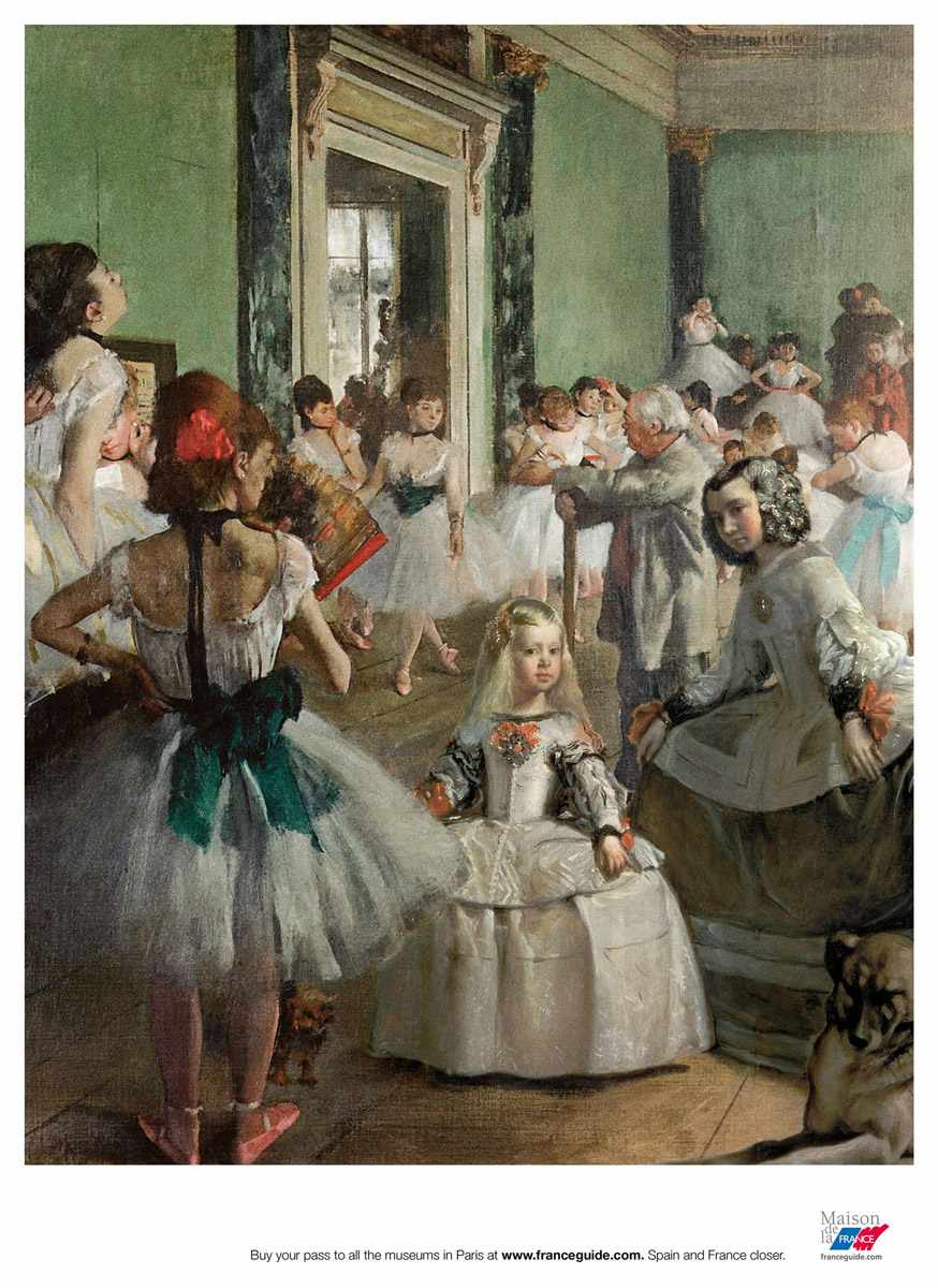 Velazquez-Degas