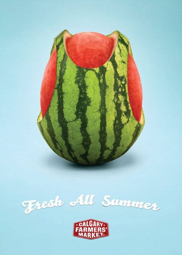 Les publicités les plus créatives sur l'agriculture ! #ADP2017 19