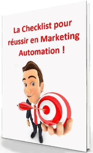 Livre gratuit : La checklist pour passer de l'eMailing au Marketing Automation ! 3