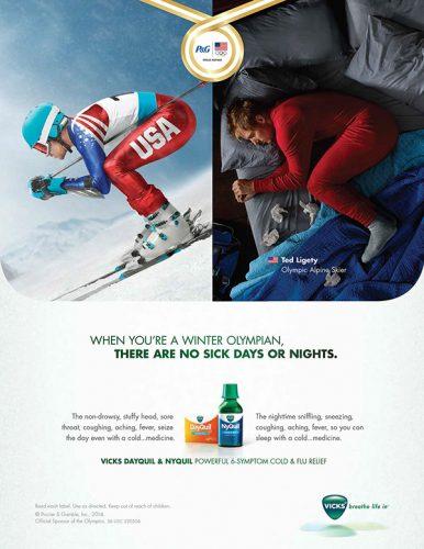Les publicités les plus originales et créatives sur les Jeux ! 29