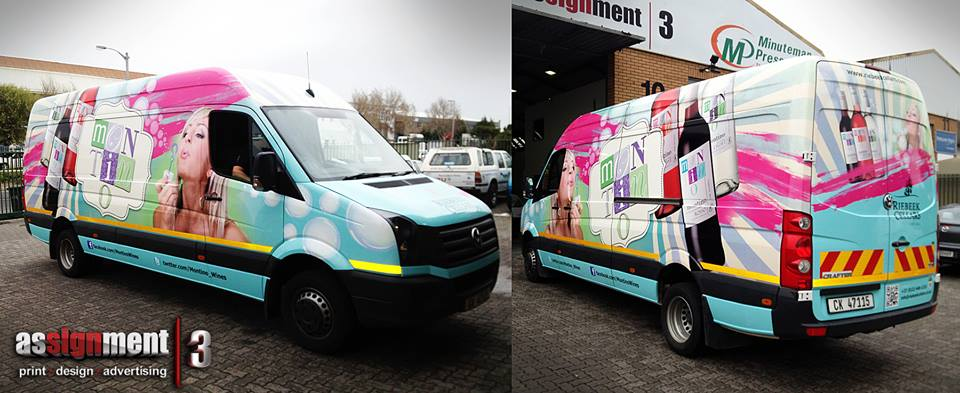 Assignment3 Vehicle Wrapping